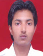 Simranjeet Singh  1st Position (Paper |)  in Aug. 2011