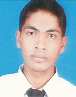 Pankaj Bhatt  1st Position (Paper |||, HA)  in June 2014