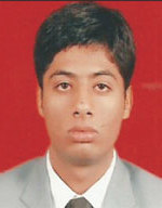 Abrar Khan  2nd Position (Paper |||, HA)  in June 2014